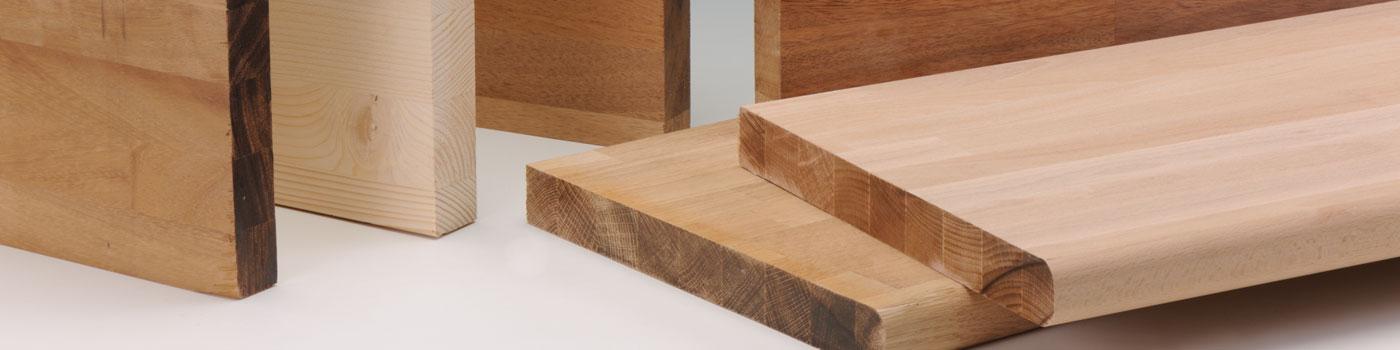 Fai da te in legno tavole lamellari e pannelli onlywood for Scale in legno fai da te