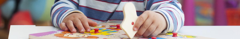 Puzzle didattici per i piccoli