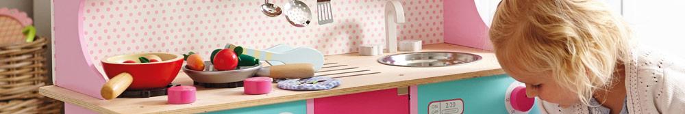 Cucina e Negozio giocattolo