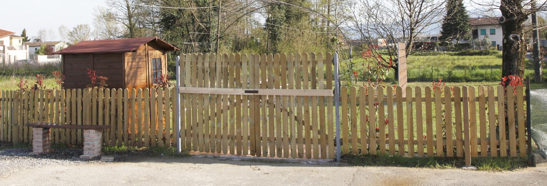 steccati in legno fai da te onlywood