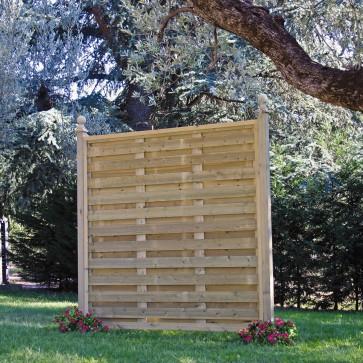 PANNELLO FRANGIVENTO SU MISURA in legno