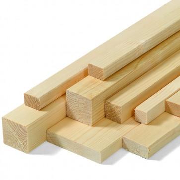 Listelli legno di ABETE lunghezza 100 cm.