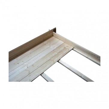 Pavimento Opzionale per casette Flodova - Valogne - Plosireal