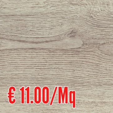 ROVERE GRIGIO 3126 pavimento laminato 8 mm. cf. 2,13 Mq.