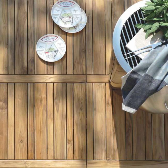 Pavimento da esterno modulo navy in teak onlywood - Pavimento da esterno ...