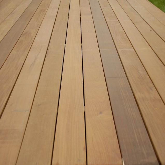 Pavimento da esterno legno IROKO - Onlywood
