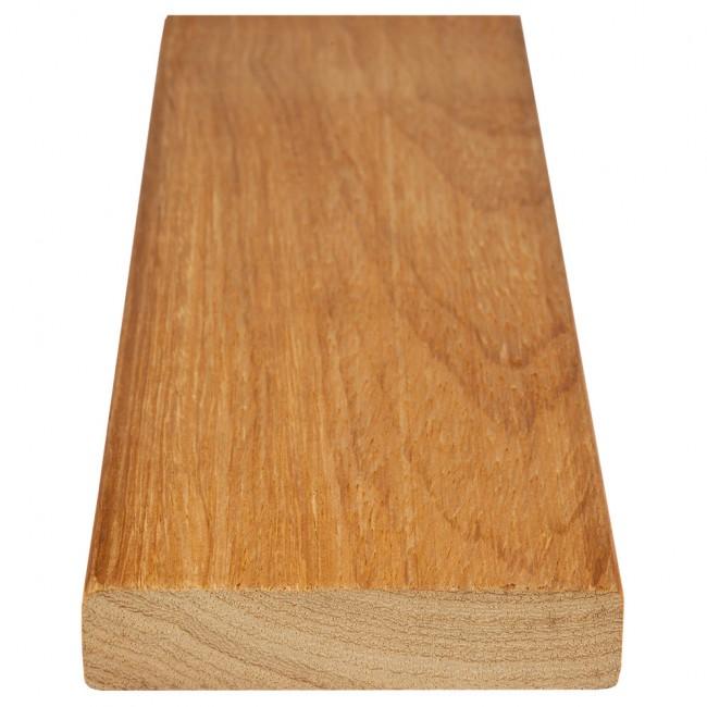 Pavimento da esterno legno iroko onlywood for Spessore parquet