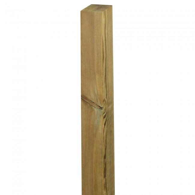 Montante per steccati grigliati frangivista onlywood for Staffe per mensole richiudibili