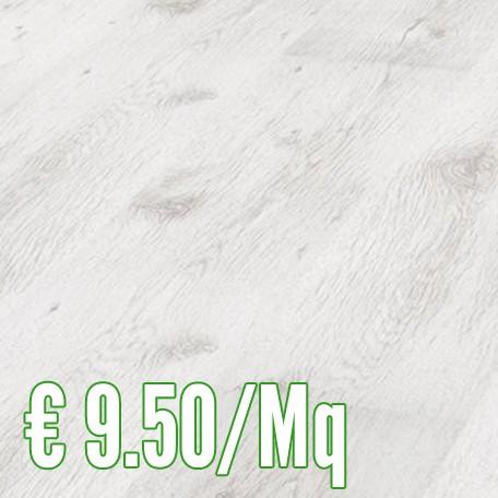 ROVERE SBIANCATO 2951 pavimento laminato 7 mm. cf. 2,39 Mq. - Onlywood