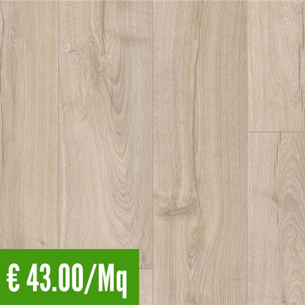 Rovere new england anti umido ac5 by pergo laminato per - Parquet per cucina e bagno ...