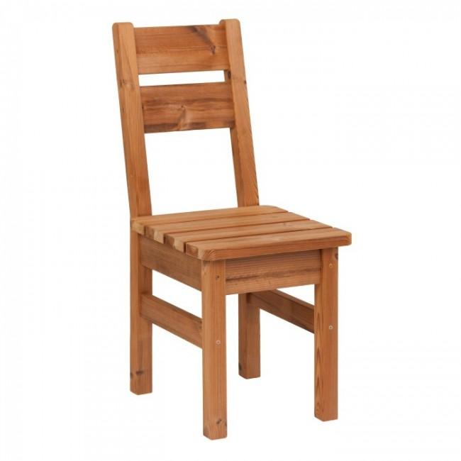 Sedie In Legno Giardino.Sedia Da Giardino In Legno Thermowood 40 X 54 X 92 Cm Durata 30