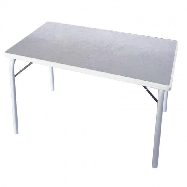 Tavolo pieghevole evoluzione melaminico 115 x 70 cm for Tavolo 70 x 120
