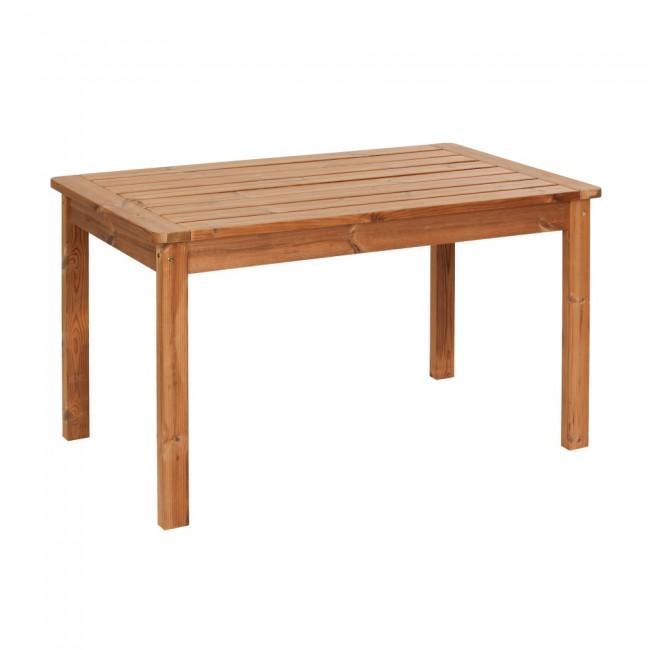 Tavolo In Legno Per Giardino.Tavolo Da Giardino In Legno Thermowood 200 X 100 X 76 Cm Durata 30