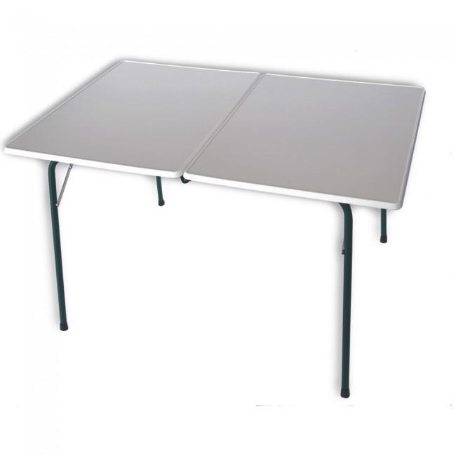 Tavolo pieghevole tempo libero melaminico 120 x 80 cm for Offerte tavoli richiudibili