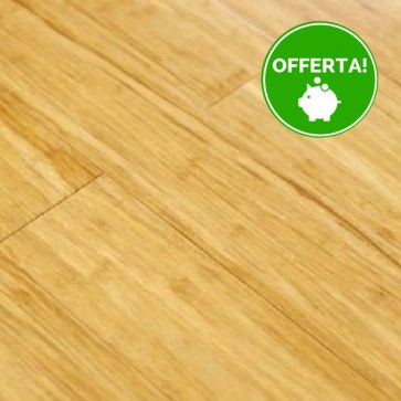 Parquet vero legno di BAMBOO HONEY SMOOTH 14 x 142 X 1850 mm