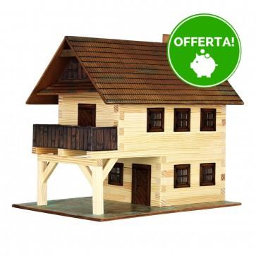 Costruzioni in Legno da incollare Municipio - 194 Pezzi