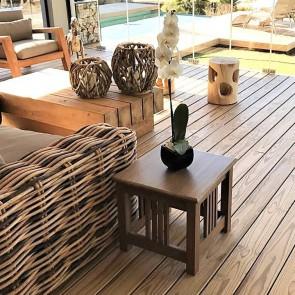 Pavimento da esterno in legno di PINO Rhinowood™ - RESISTENZA EXTRA