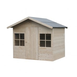 Casetta in legno  per bambini CLARA 177 x 137 cm