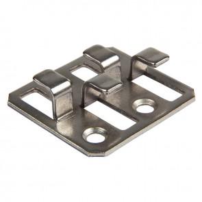 CLIP FISSAGGIO per decking - 200 pezzi