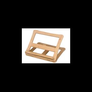 Leggio fatto in legno cm. 33 x 27