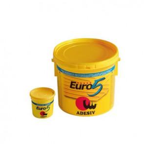 Colla per posa INCOLLATA Parquet EURO 5 ADESIV 10 Kg