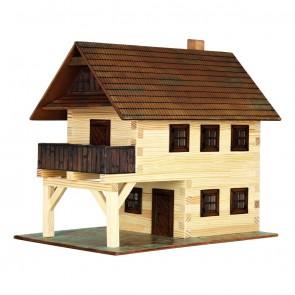 GIOCO COSTRUZIONE per bambini in legno Municipio - 194 Pezzi