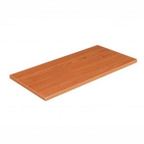 Ripiano mensola in legno Melaminico Ciliegio - 8 dimensioni