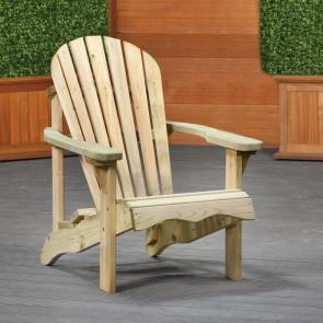 Sedia in legno da giardino Miami - 74 x 90 x 93h cm