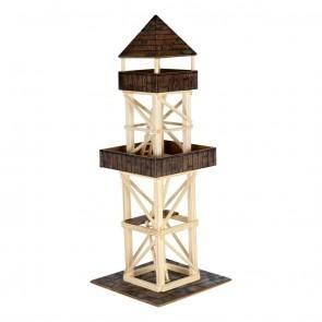 GIOCO COSTRUZIONE  per bambini in legno Vedetta - 124 Pezzi