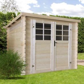 Casetta in legno SLO 238 x 238 x 191 spessore 28
