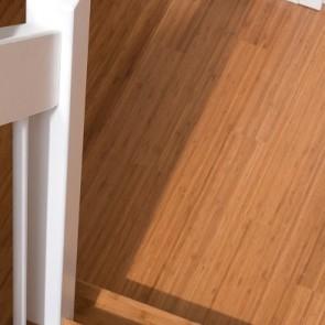 Parquet vero legno di BAMBOO CARAMEL SMOOTH VERTICALE 10 x 125 X 920 mm