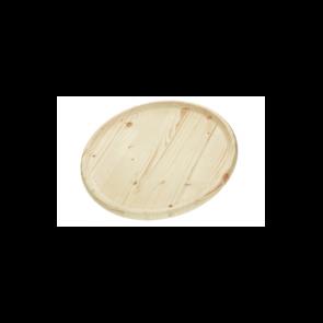 Piatto abete cm. 35 x 1,5
