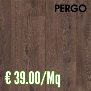 Pergo Long Plank ROVERE CIOCCOLATO Maxiplancia 200 cm.