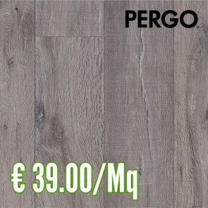 Pergo Long Plank RIGATTIERE GRIGIO Maxiplancia 200 cm.