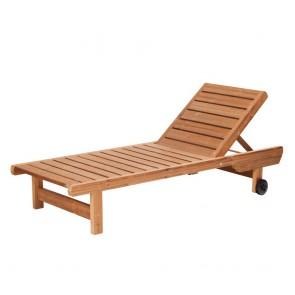 SDRAIO da giardino in legno 200 x 75 x 35 cm