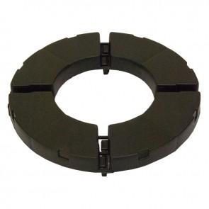 Supporto in plastica 14 mm - Ø 145 mm