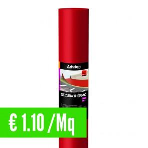 Sottopavimento SECURA THERMO 1,6 mm - Rotolo per 16,5 Mq