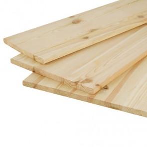 Tavola in legno di Pino lista unica Spessore 18 mm - Diverse dimensioni