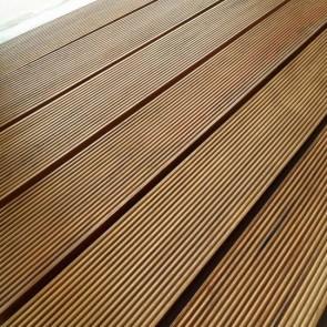 Pavimento da esterno legno TEAK ecologico FSC - Promo ALL INCLUSIVE - Posa con Clip