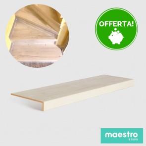 GRADINO NEVADA rivestimento per scale in MDF - 100 x 30 x 5,6 cm