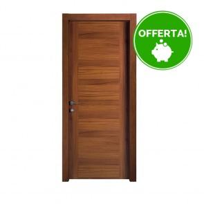Porta Color Noce Cellini EASY a Battente h. 210 cm - 3 Dimensioni