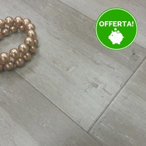 Parquet vero legno di BAMBOO LONDON GREY 10 x 125 X 920 mm