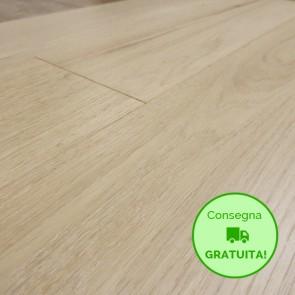 Parquet Prefinito ROVERE NATURALIZZATO 911 14x150x1860 mm - serie Baleari