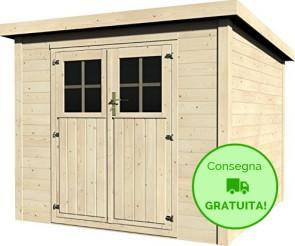 Decor et jardin casetta Talion in legno 2,50 x 2,53 m
