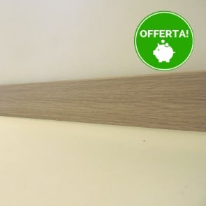 BATTISCOPA R1009 MDF  14 x 60 mm. per pavimenti laminati