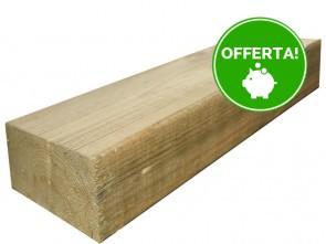 Listone sottostruttura per pavimento legno esterno Decking 3,3x7,0x240