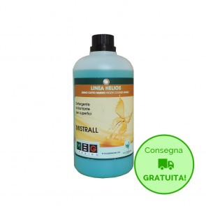 Sapone Detergente Mistrall per Parquet