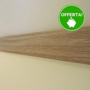 BATTISCOPA R0805 MDF 14 x 60 mm. per pavimenti laminati