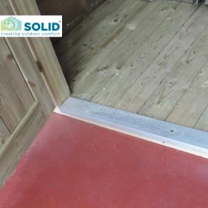 Pavimento S8521-1 - Accessorio Casetta in legno