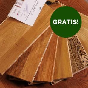 Campione parquet legno